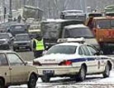 В Йошкар-Оле продолжается поиск машины, скрывшейся с места ДТП