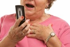 57-летняя жительница Волжского района стала жертвой телефонного мошенника