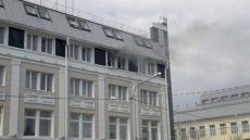 В центре Йошкар-Олы прогремел взрыв