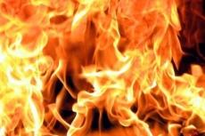 Пожарные спасли из огня пожилую женщину (Марий Эл)
