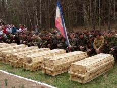 ИА «МариМедиа» продолжает поиск родственников павших воинов, захороненных на Марковском кладбище